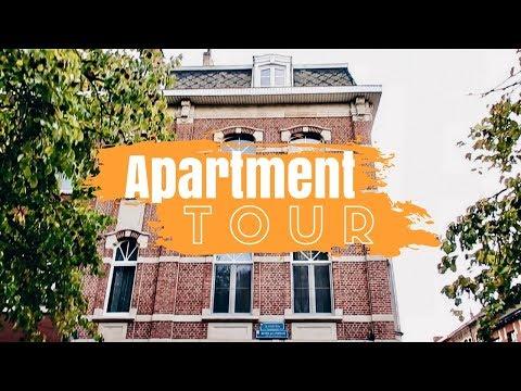 APARTMENT TOUR | BELGIUM