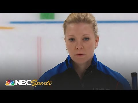 Women's Curling: Team USA comes up one point short against Switzerland