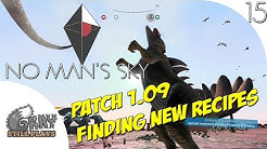 No Man's Sky PC | Patch 1.09 Released, Finding New Recipes and Weird Creatures | Part 15 | Gameplay