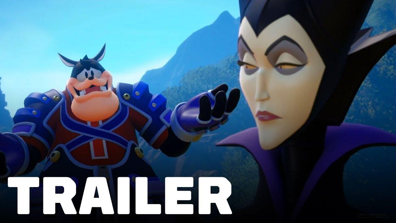 Kingdom Hearts 3 - Together Trailer