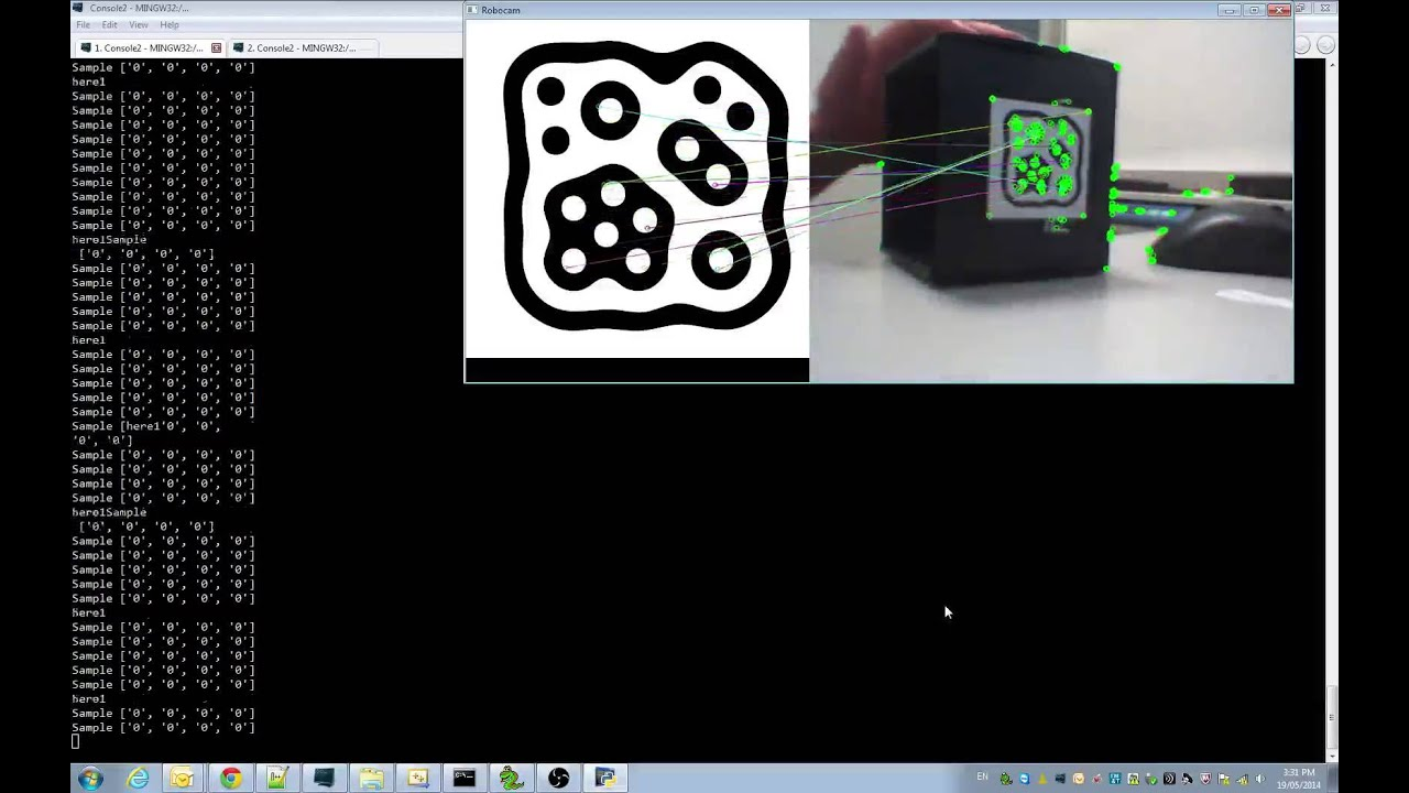 OpenCV and IP camera streaming with Python