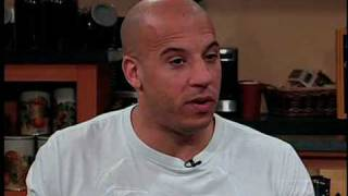vin diesel on dungeons and dragons