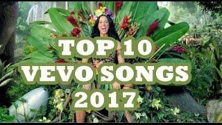 Top 10 VEVO music