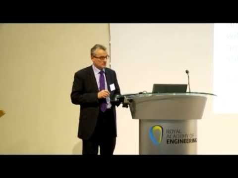 Dr Martin Kemp - Innovation in Materials - Royal Academy of Engineering - 2 of 9