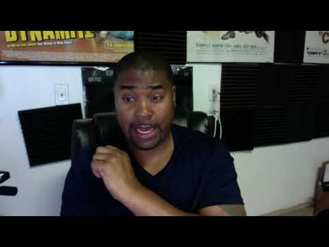 Tariq Nasheed Talks About Tyler Perry Movies and Bed Wenches Who Cape for Zaddy