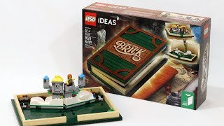 LEGO Ideas Pop-Up Book set 21315