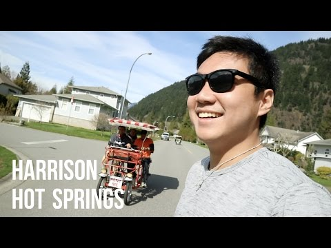HARRISON HOT SPRINGS Quadbiking | Travel BC
