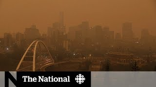 State of emergency for B.C. wildfires