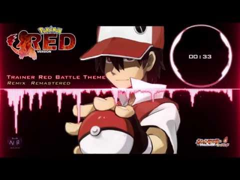 Trainer Red Battle Theme Remix [Remastered]