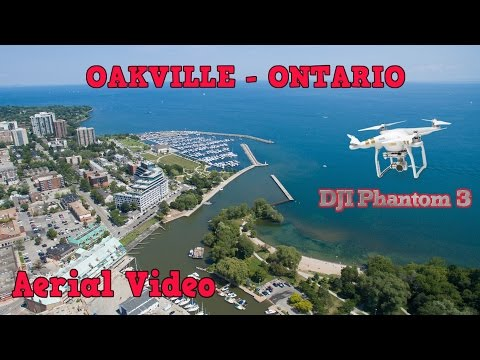 Oakville - A view from the sky