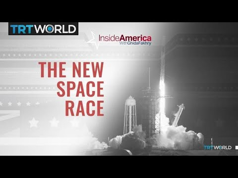 The New Space Race | Inside America with Ghida Fakhry