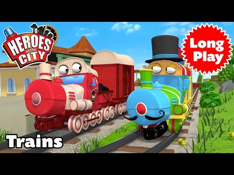 heroes-of-the-city---trains---preschool-animation---long-play-|-car-cartoons-|-car-cartoons