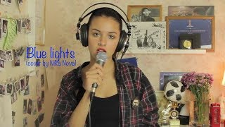 Jorja Smith  - Blue lights (Instagram live cover by Nika Nova )