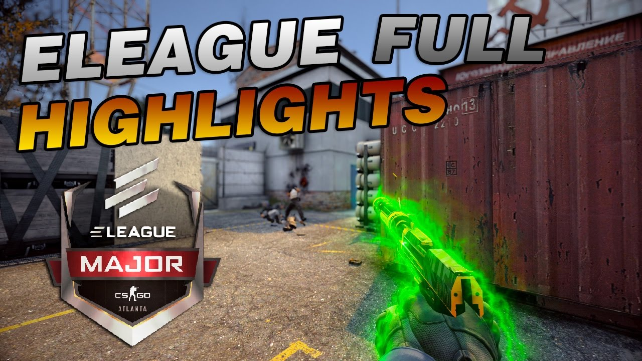 Cs Go Eleague Major