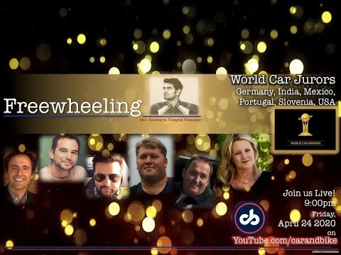 Freewheeling With SVP: Chat With World Car Jurors From Around The Globe | Carandbike