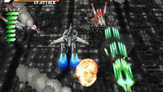 Raystorm - Stage 6 Gameplay (Extra Mode)