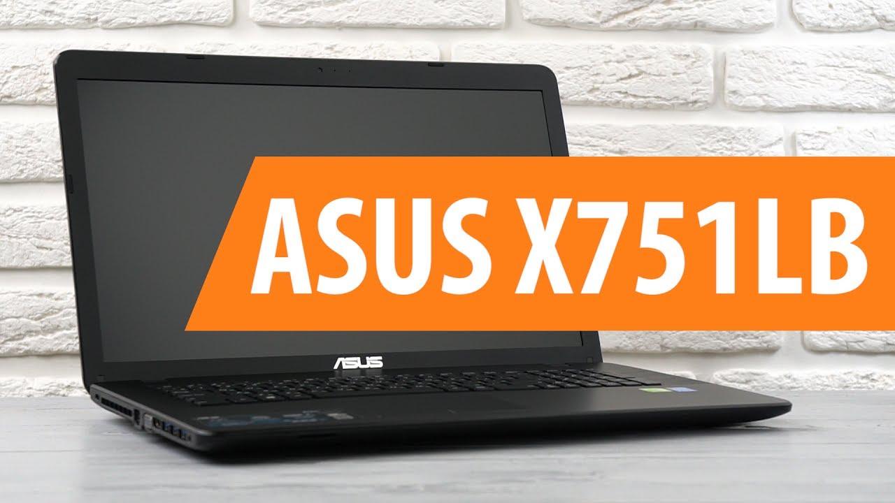 ASUS X751LB 64 BIT DRIVER