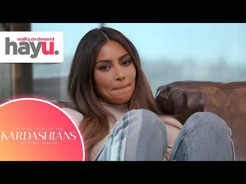 'I Can't Do This Anymore' Kim Opens Up About Marriage | Season 20 | Keeping Up With The Kardashians