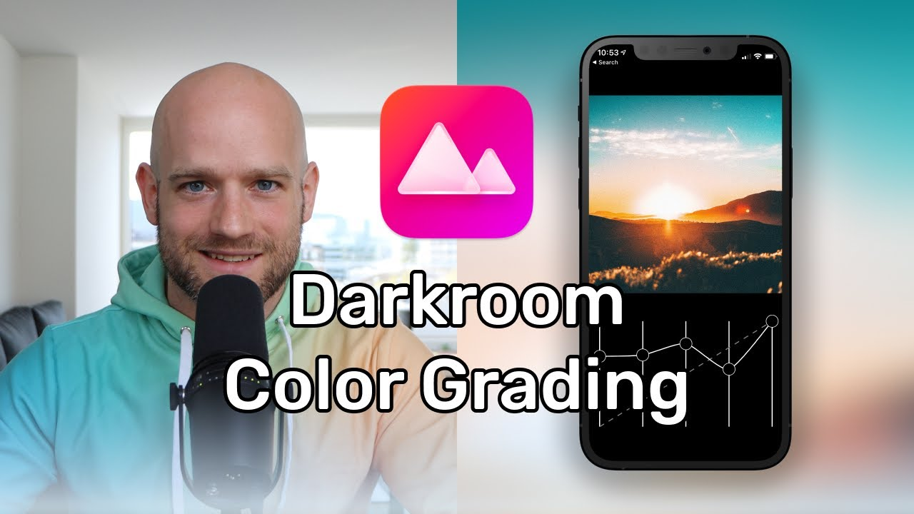 """Darkroom Color Grading - """"Can it be done in React Native?"""""""
