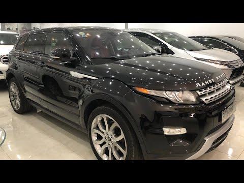 BÁN THU HỒI VỐN Range Rover Evoque Dynamic 2014 | Hơn 1 tỷ đã mua được Range Rover