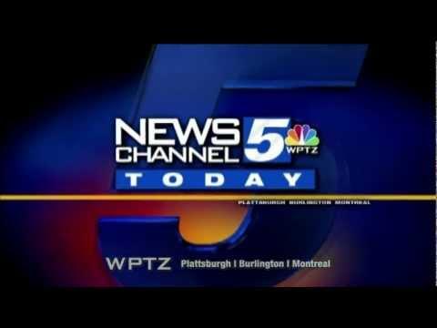 WPTZ-TV 6AM Open (September 2011)