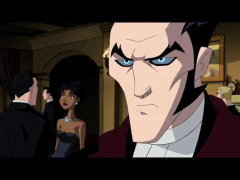 Бэтмен против дракулы мультфильм 2004