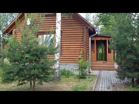 Готовый дом 150 м2, на красивом участке ИЖС 15 сот. в д. Гибкино в Заокском р-не.