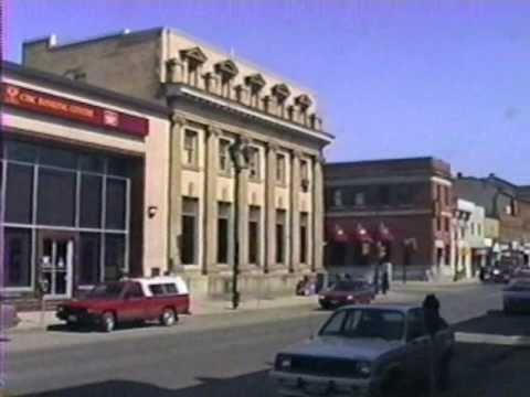 Downtown Brantford 1993.