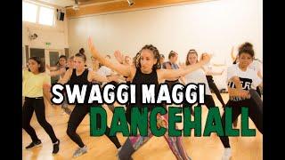 SWAGGI MAGGI | DANCEHALL | HOT SPOT WORKSHOPS STUTTGART