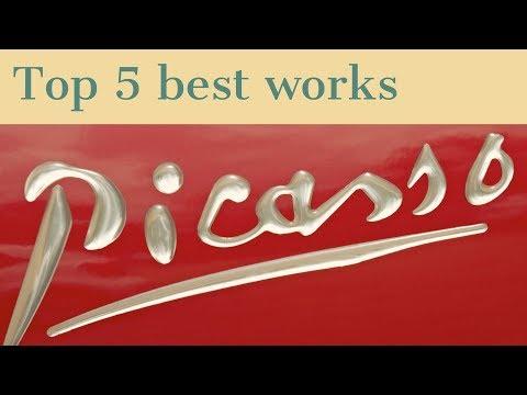 Las cinco mejores obras de Pablo Picasso