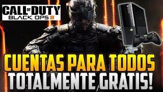 CUENTAS PARA TODOS | JUEGOS TOTALMENTE GRATIS  XBOX 360 Y ONE !