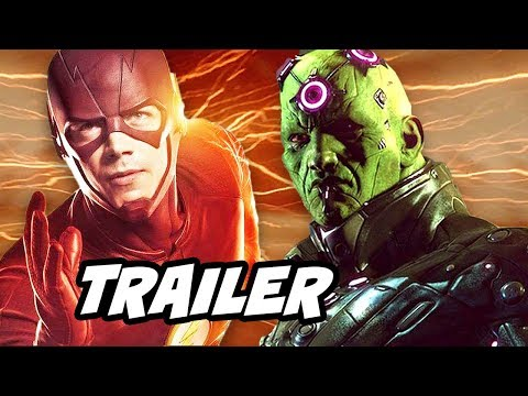 Download Youtube: The Flash 4x07 Promo and Legion of Superheroes Scene Explained