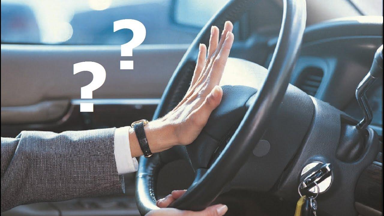 Пропал звуковой сигнал автомобиля. Что делать?
