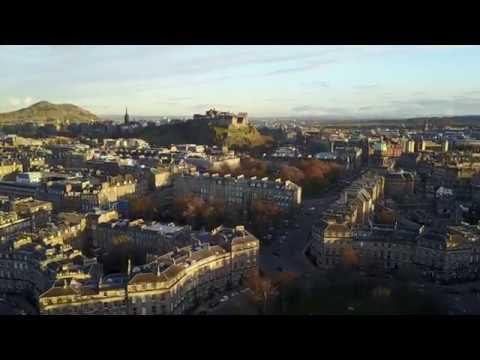 Drone Film Festival Wrocław 2017 - Remi Alex - One step closer - Edinburgh