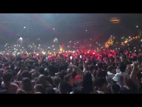 Travis Scott - Mamacita (Zenith Paris 23/06/2017)