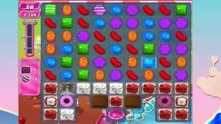 Candy Crush Saga Level 859 No Booster 3*  HARD LEVEL