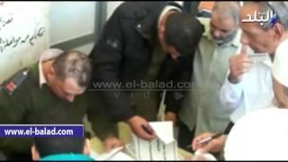 بالفيديو والصور.. «بانرات» ولوحات إرشادية لتوعية الناخبين بلجان الغربية