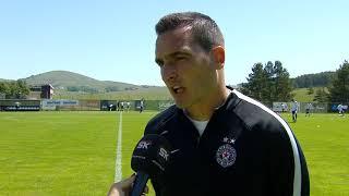 Trener Partizana Nenad Brnović Nakon Plasmana u Polufinale   Kup Prijateljstva Zlatibor 2019.