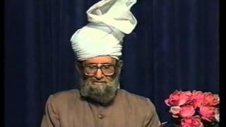 Urdu Dars Malfoozat #51, So Said Hazrat Mirza Ghulam Ahmad Qadiani(as), Islam Ahmadiyya