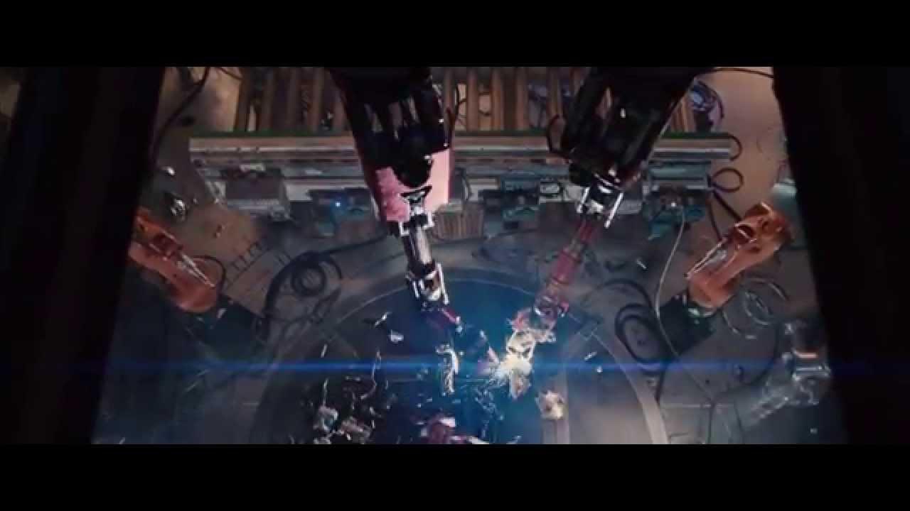 Vengadores: La Era de Ultrón de Marvel | Tercer Tráiler Oficial en Español | HD