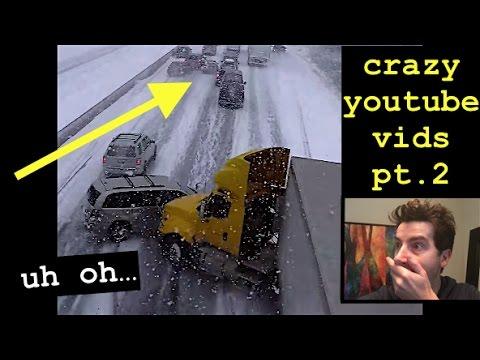 100 Car Winter Pileup! Westbound 401 Crash Newcastle near Bowmanville Ontario Canada