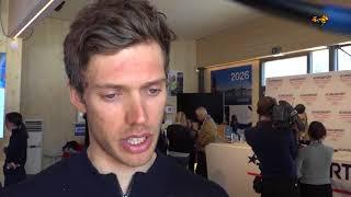 Marcus Hellner avslutar skidkarriären