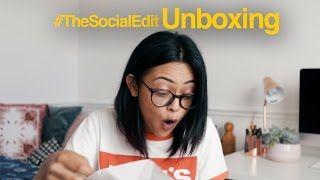 #TheSocialEdit MAY HAUL / UNBOXING VIDEO | itslinamar