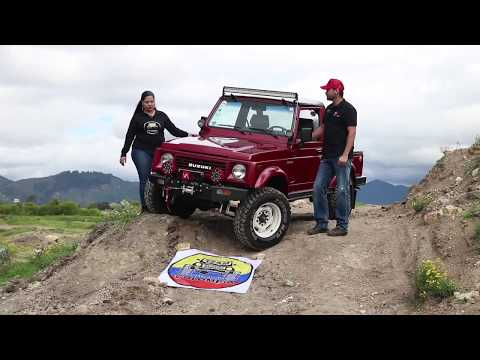 Suzuki Samurai En Modificados De Vive Tu Auto Con Juan Pablo Obregón