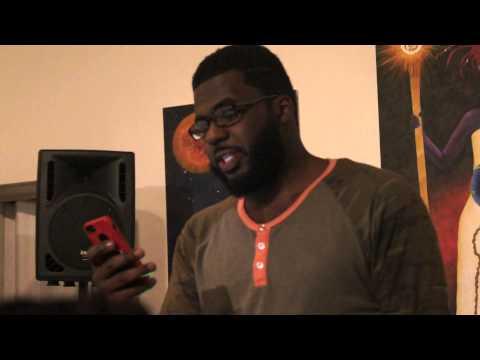 G33K3D UP: A Poet Art Gallery Recap ft. DJ G33K, AndreWyze, DopeCitizens