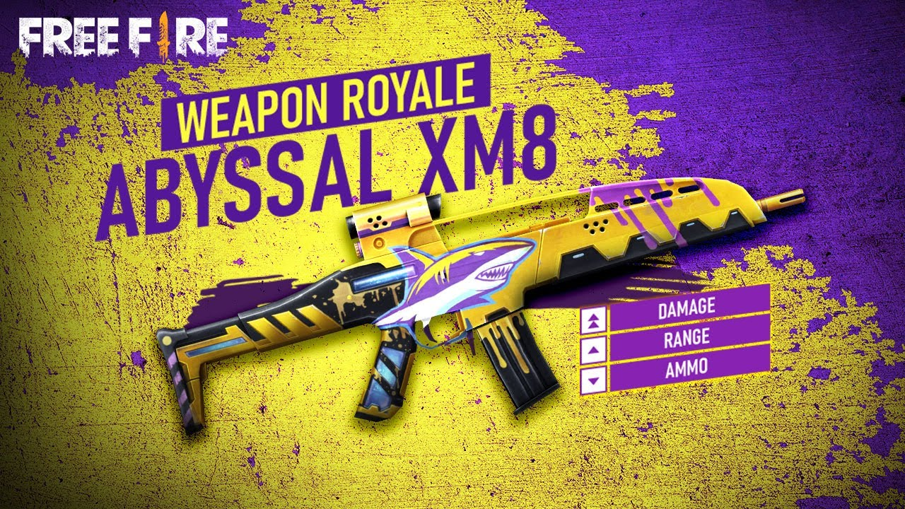 Weapon Royale: XM8 Abyssal - YouTube