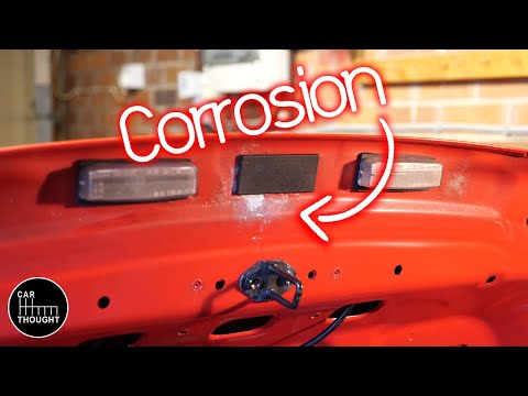 Not more rust?! – DIY corrosion repair Mazda MX-5