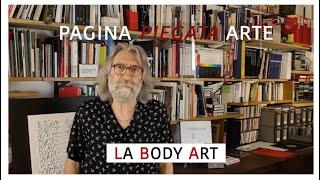 LA BODY ART -- 25° incontro