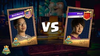 CCGS World Finals Semi Finals - Winds vs MusicMaster