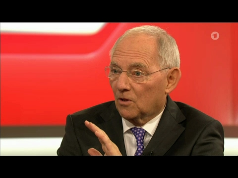 Schäuble on Grexit and Greek debt haircut